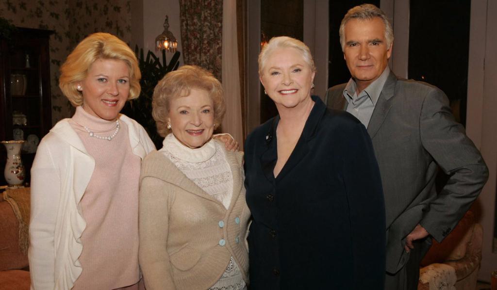 Pam, Ann, Stephanie and Eric