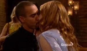 Devon-Mariah-kiss-YR-CBS