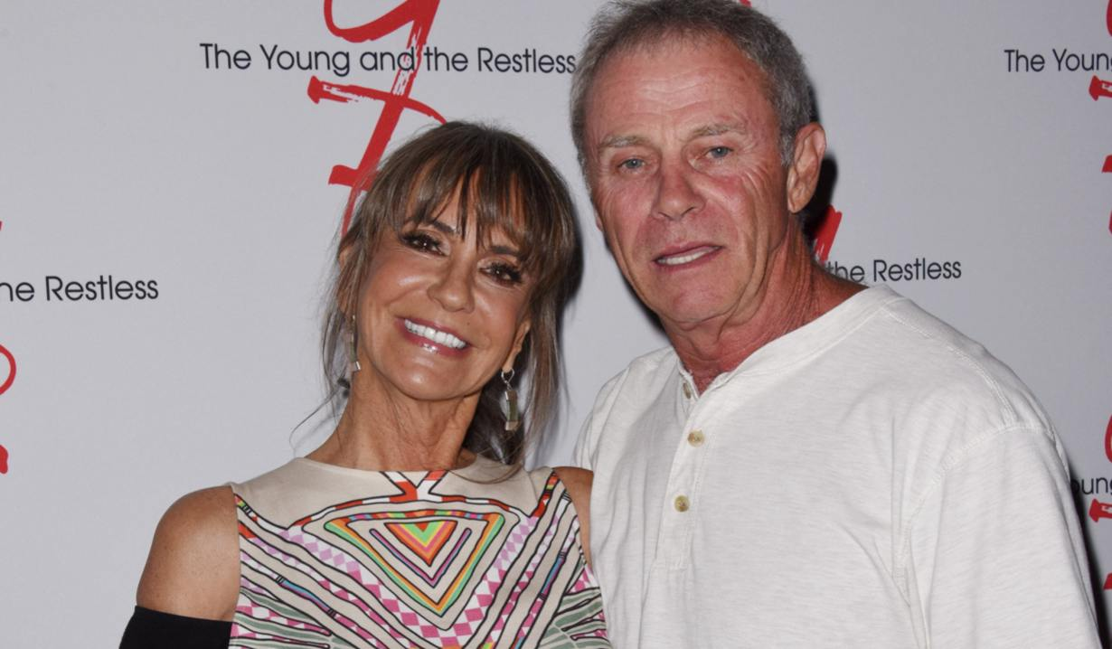 Jess Walton and Colin Y&R