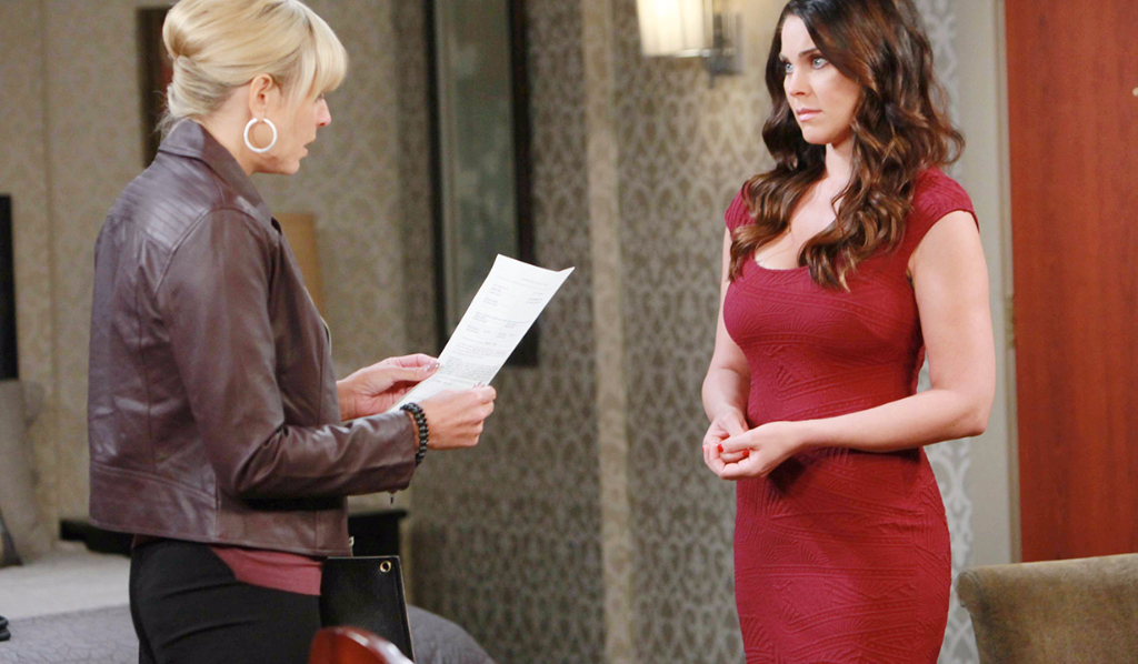 Nicole receives restraining order from Chloe