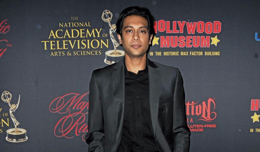 Abhi Sinha, Y&R's Ravi