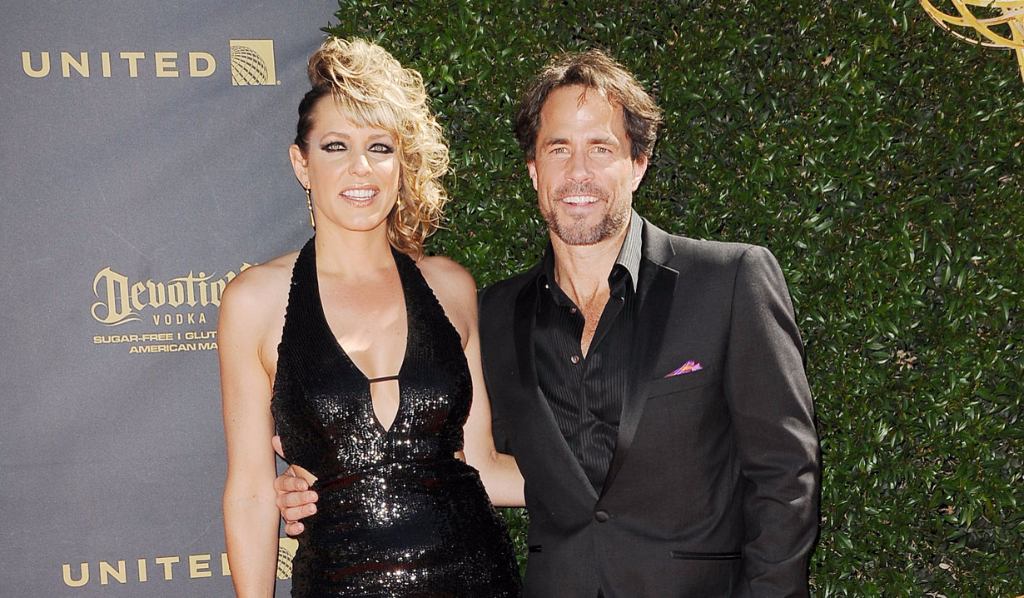 Days' Arianne Zuker and Shawn Christian (Nicole, Daniel)