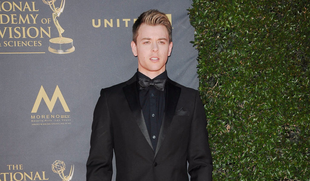 GH's Chad Duell (Michael)