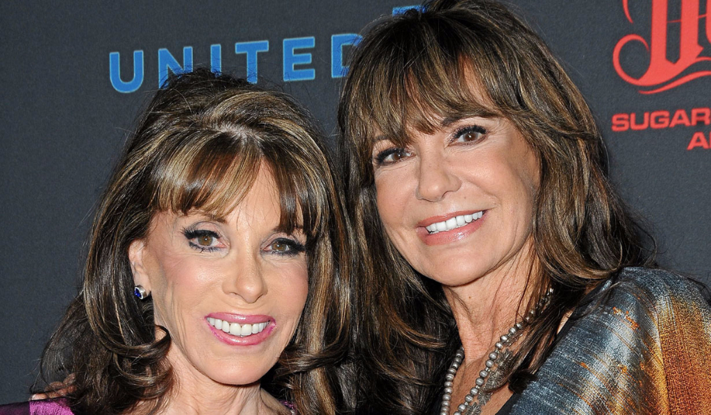 Kate Linder and Jess Walton, Y&R's Esther, Jill