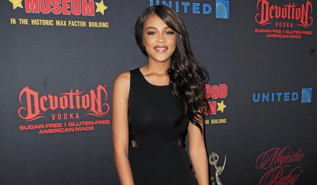 Reign Edwards, B&B's Nicole