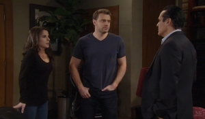 Sam and Jason have a request for Sonny-ABC
