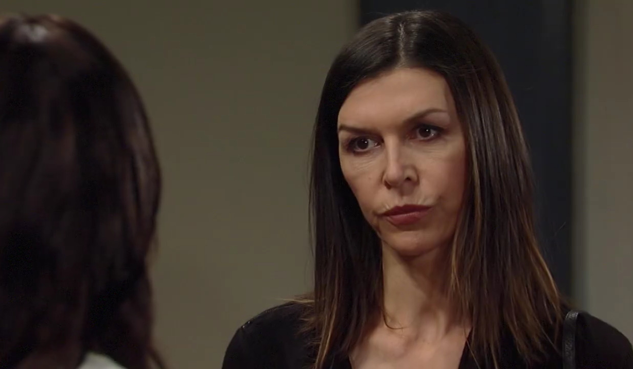 Anna and Alex on General Hospital