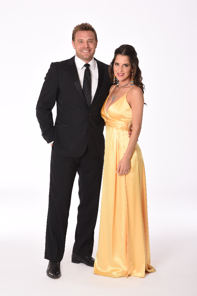 Billy Miller and Kelly Monaco (ABC/Todd Wawrychuk)