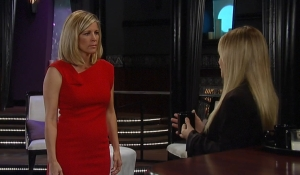 Lulu and Carly discuss her divroce-ABC