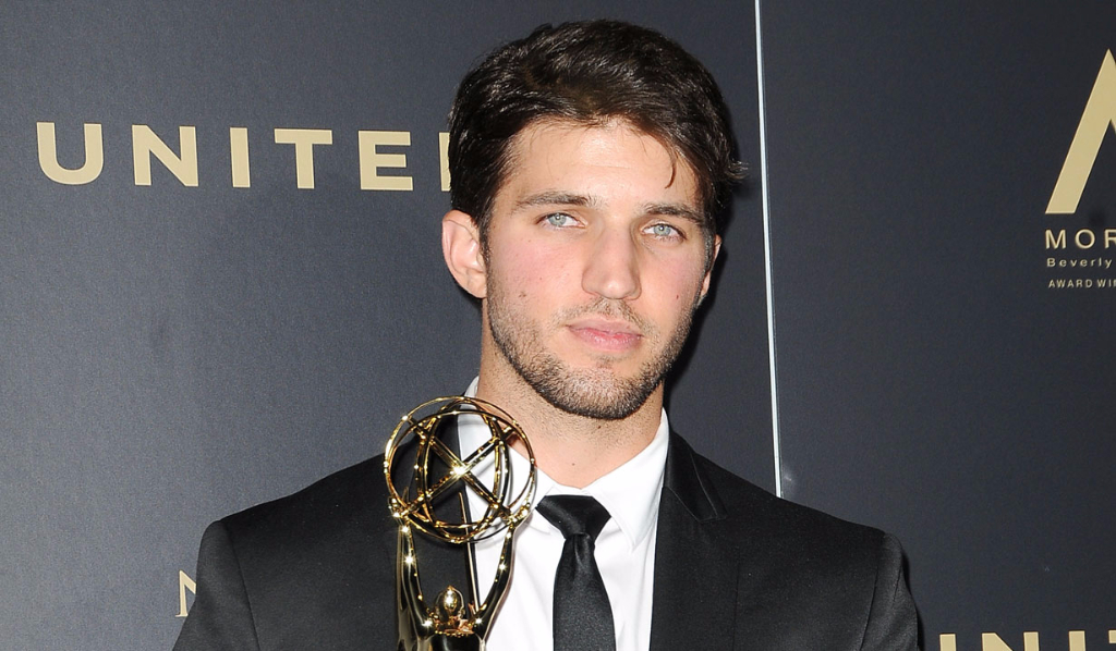 GH's Bryan Craig, Outstanding Younger Actor winner