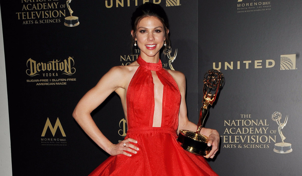 Days' Kate Mansi, Outstanding Supporting Actress winner