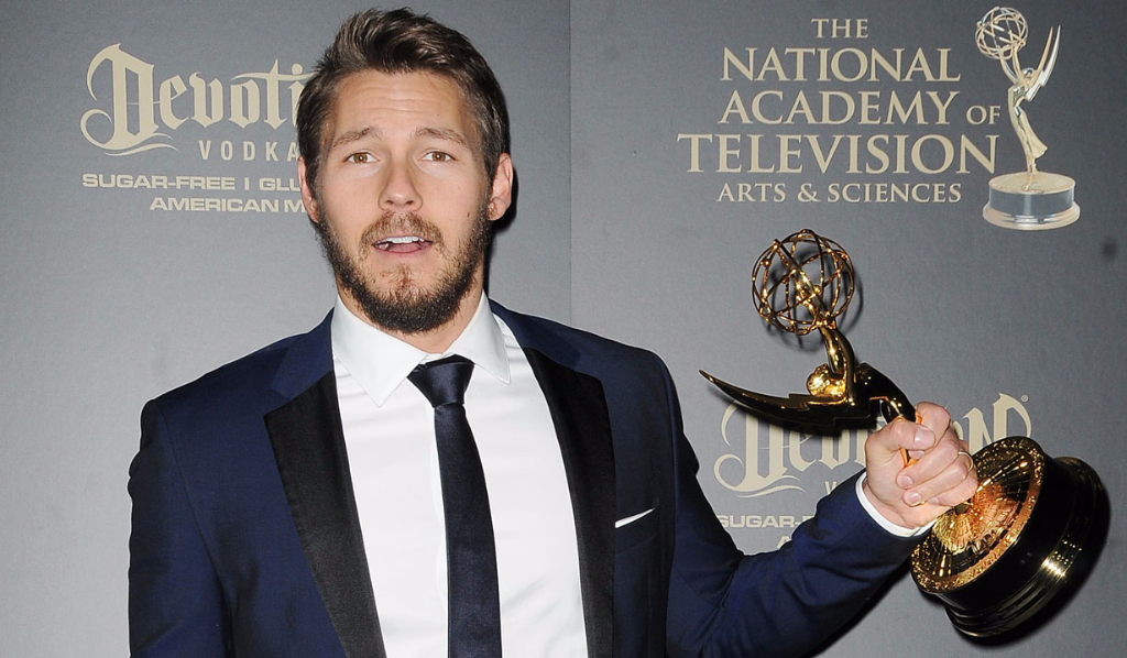 B&B's Scott Clifton, Outstanding Lead Actor winner