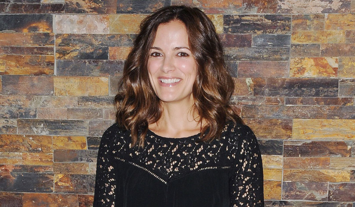 Rebecca Budig exits General Hospital