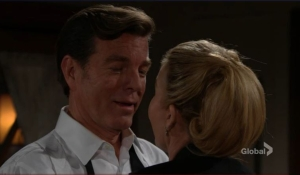 Jack and Nikki kiss-YR-CBS
