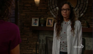 Lily encourages her kids to be forgiving-YR-CBS