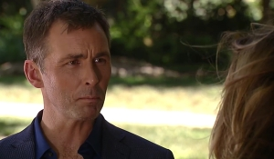 Valentin and Laura argue about Spencer-GH-ABC