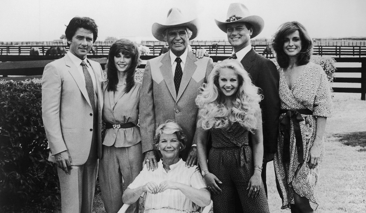 Original Cast Of Dallas