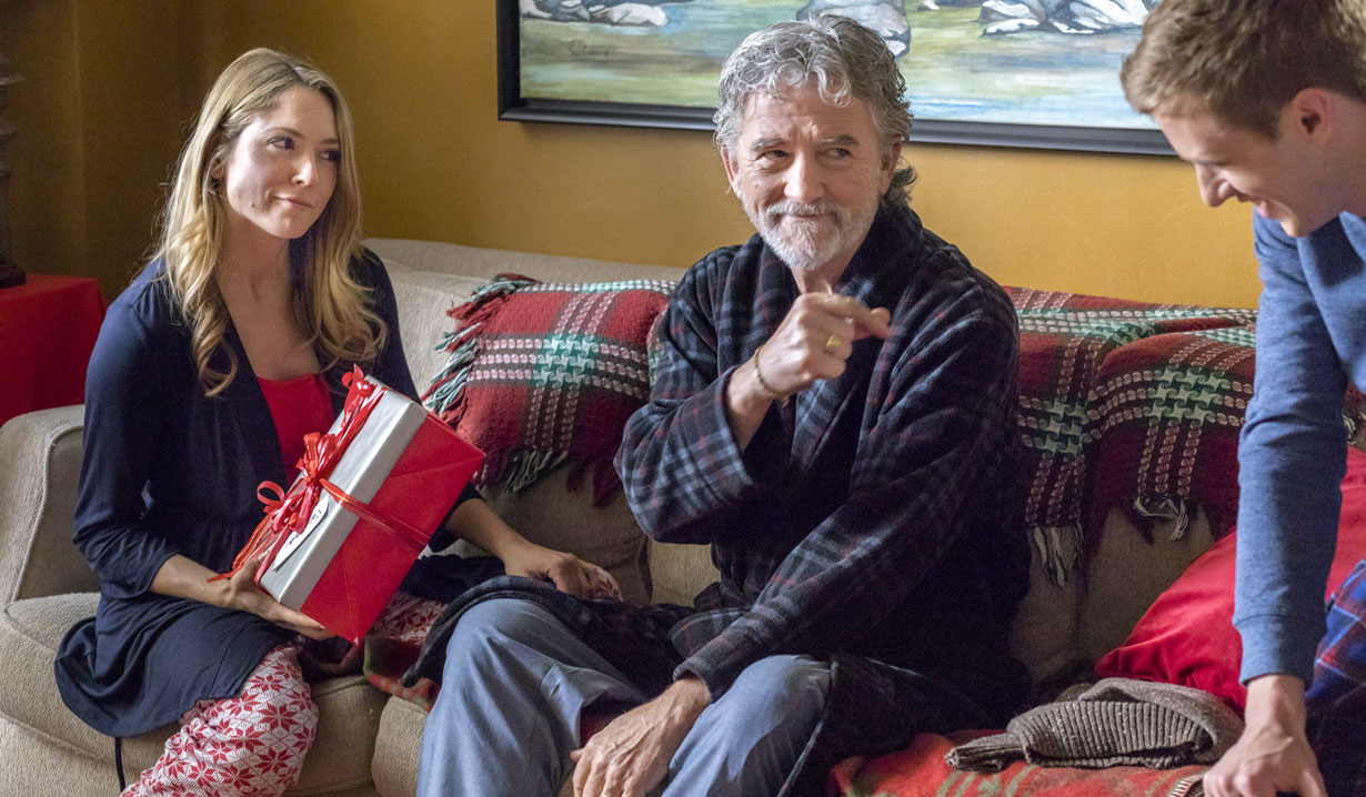 Hallmark 39 s christmas in july includes patrick duffy 39 s for Hallmark channel christmas in july
