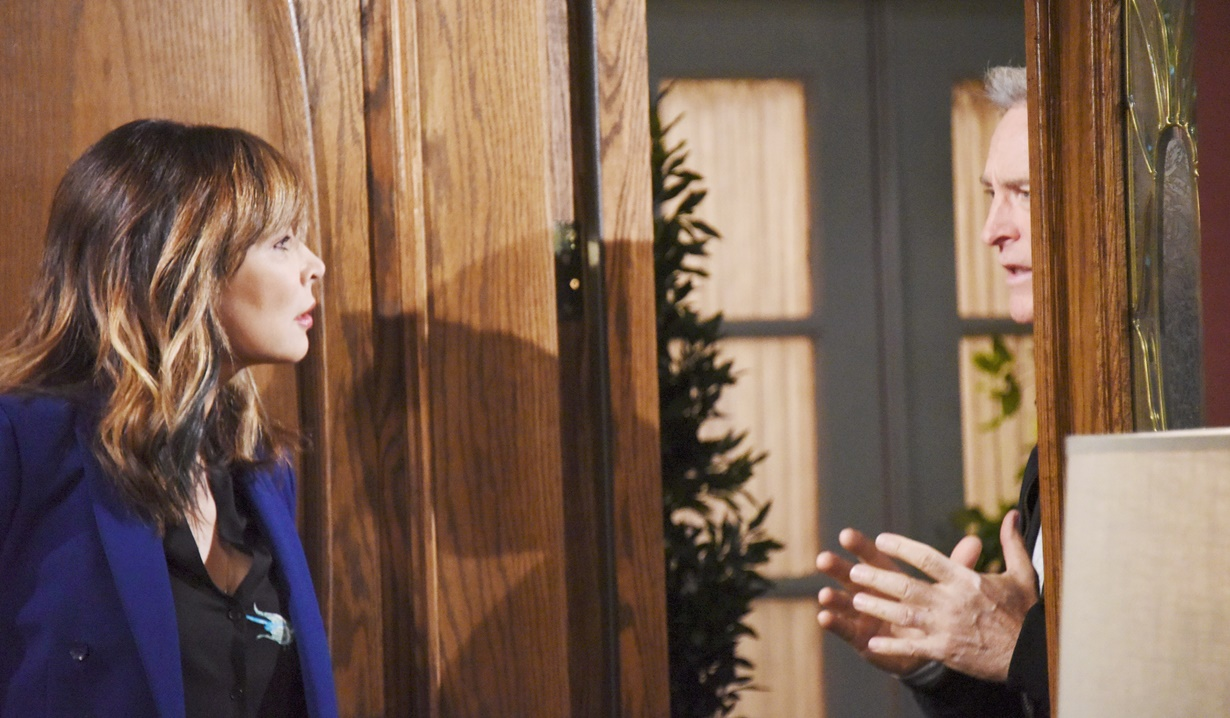 Kate-John-door-Days-JJ & Hattie and Anjelica have Marlena committed to a psychiatric ... Pezcame.Com