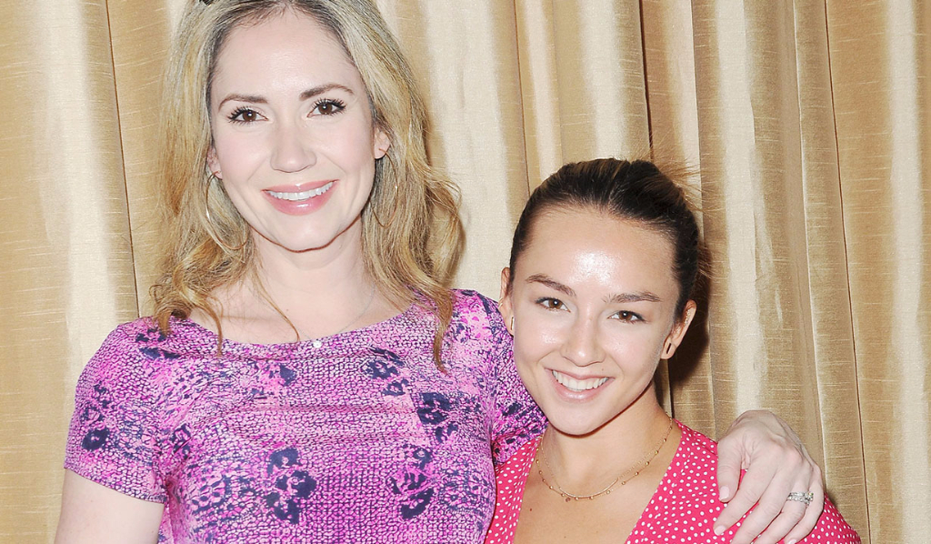 Ashley and Lexi at the GH fan event in 2017