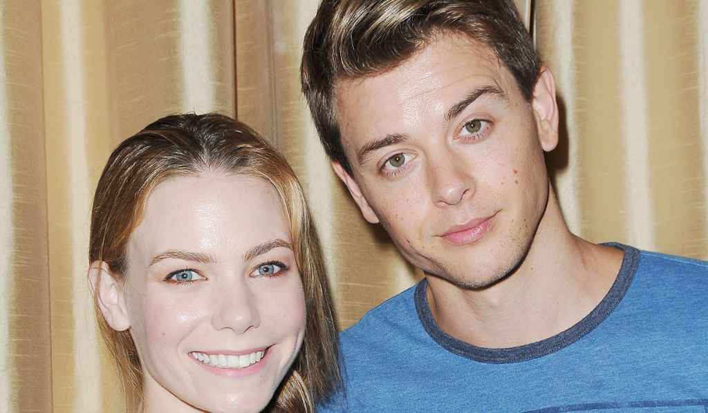 Chloe and Chad at the GH fan event in 2017