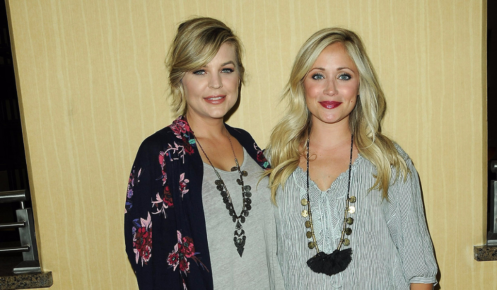 Kirsten and Emme at the GH fan event in 2017