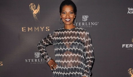Vanessa Williams of Days of our Lives at the 69th Daytime Emmys
