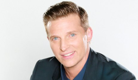 Steve Burton new look GH