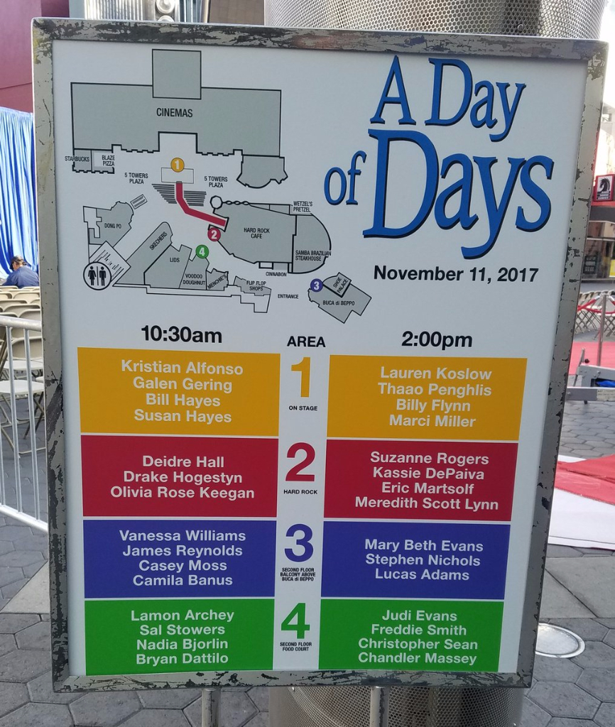 Day of Days 2017