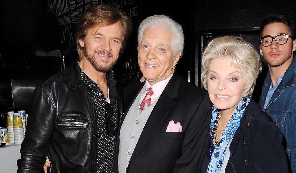 Stephen Nichols, Bill and Susan Hayes Day of Days 2017