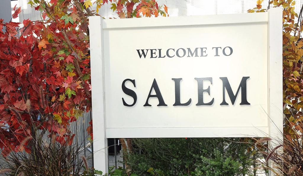 Day of Days 2017 Salem Sign