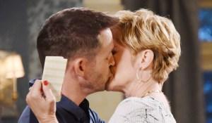Brady kisses Eve-DOOL-JJ