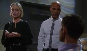 Cassandra threatens Valentin-GH-ABC