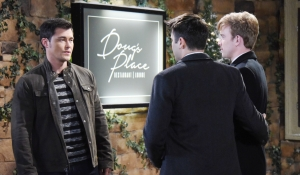 Paul runs into Will and Sonny-Days-JJ