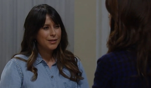 Robin has questions for Liz-GH-ABC