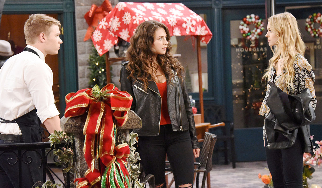 ' ' from the web at 'http://soaps.sheknows.com/wp-content/uploads/2017/12/tripp-ciara-claire-first-scene-days-jj1.jpg'