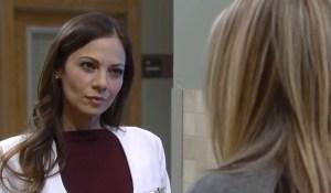 Carly tells Kim Oscar is to blame-GH-ABC