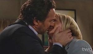 Ridge-agreement-kiss-Brooke-BB-CBS