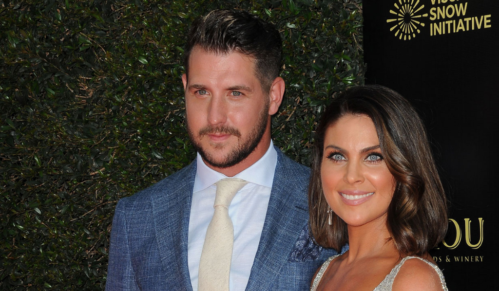 Days' Nadia Bjorlin and husband Grant Turnbull