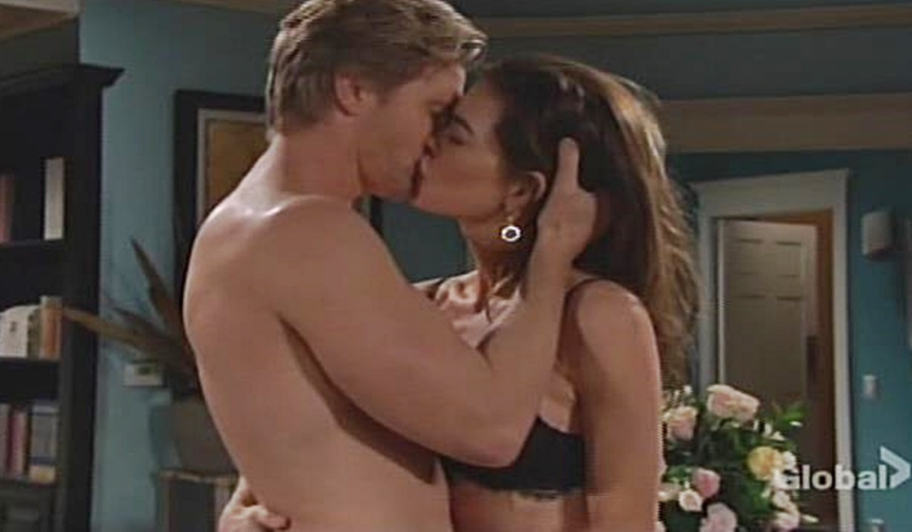 jt shirtless young and restless