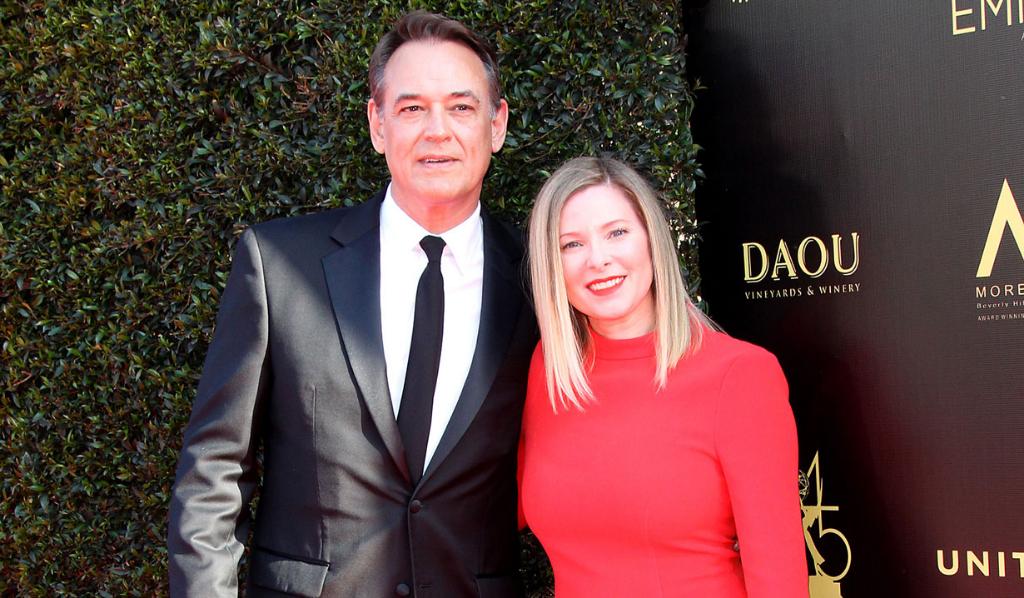 GH's Jon Lindstrom and AMC's Cady McClain