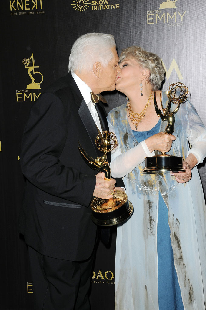 Days' Bill and Susan Hayes' Lifetime Achievement Award