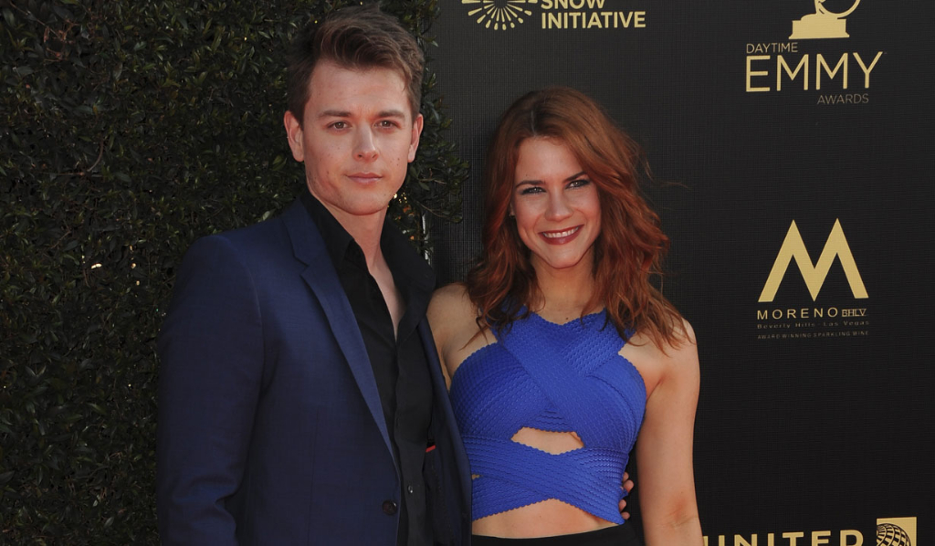 GH's Chad Duell and B&B's Courtney Hope