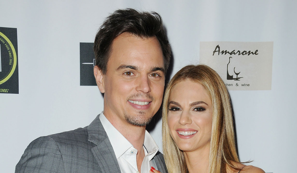 B&B's Darin Brooks and Kelly Kruger