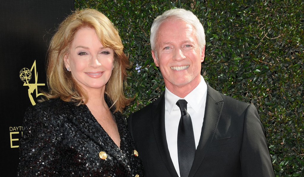 Days' Deidre Hall and Greg Meng