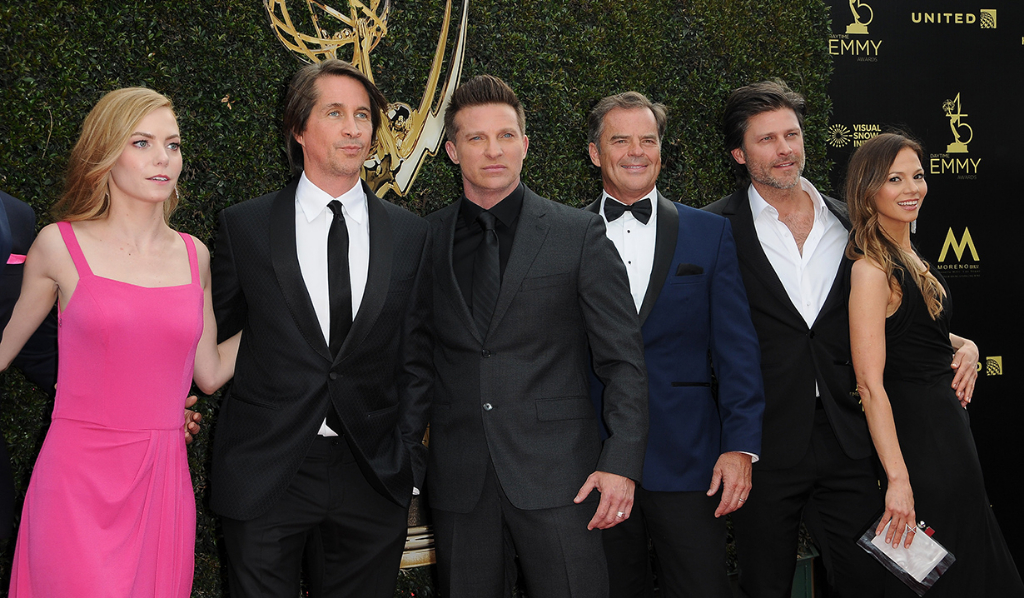 GH cast at Daytime Emmys