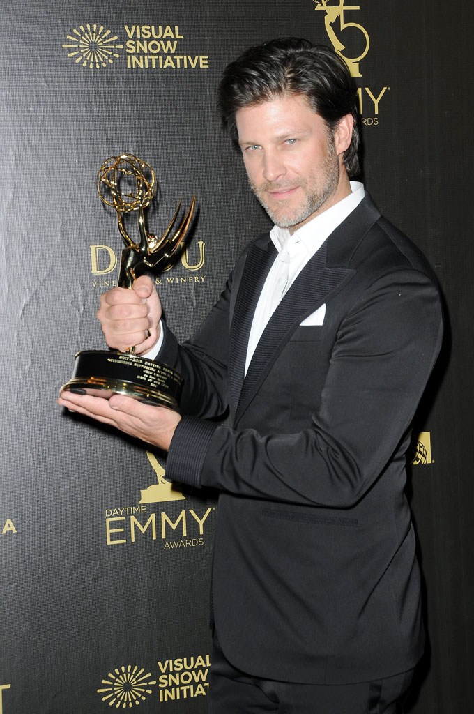 Days' Greg Vaughan wins Supporting Actor