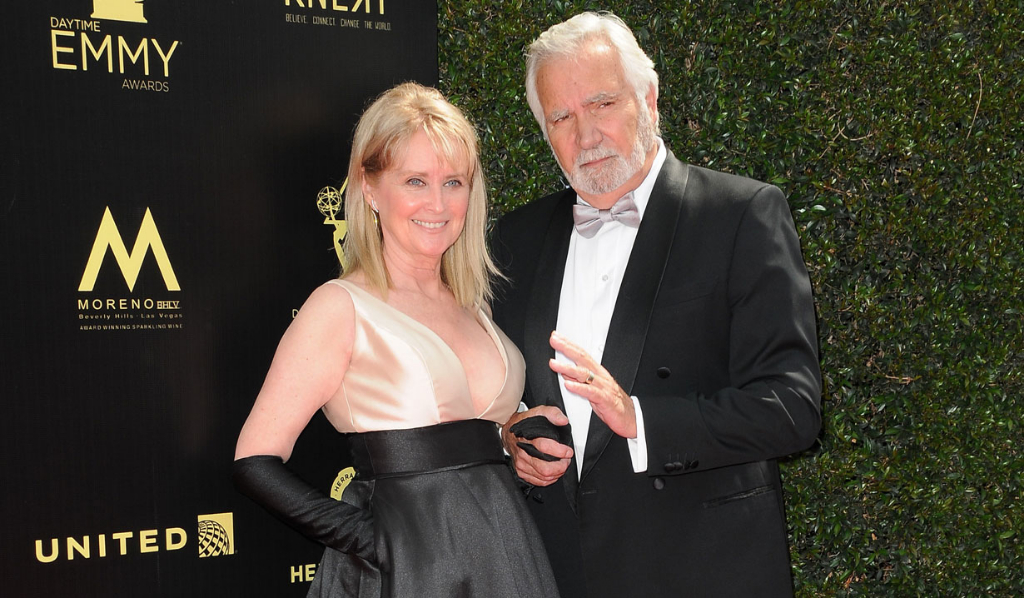 B&B's John McCook and wife Laurette