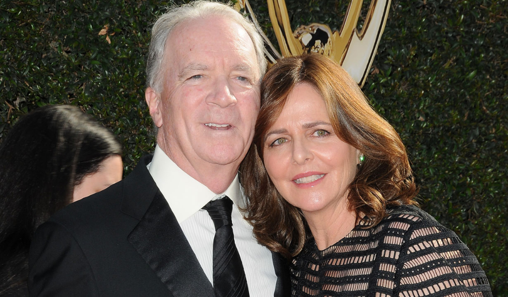 Days' Ken Corday and wife Sherry
