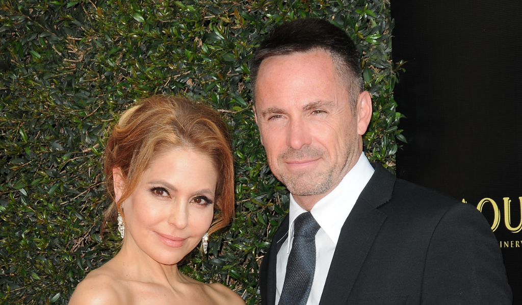 GH's Lisa LoCicero and William deVry